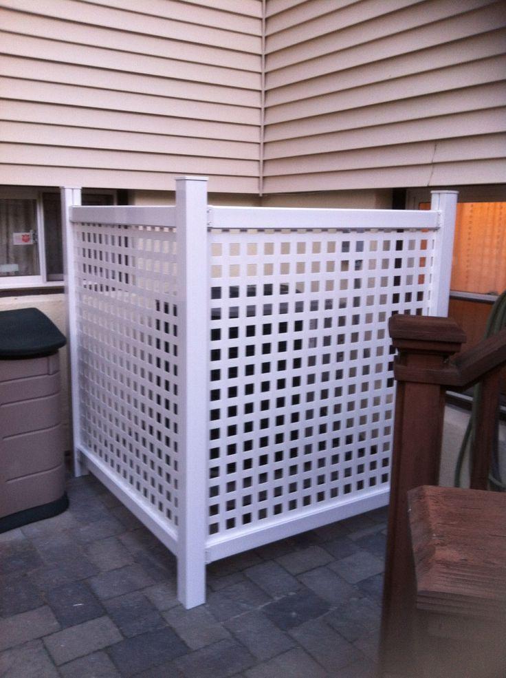 Ac lattice enclosure Garden Pinterest Lattices