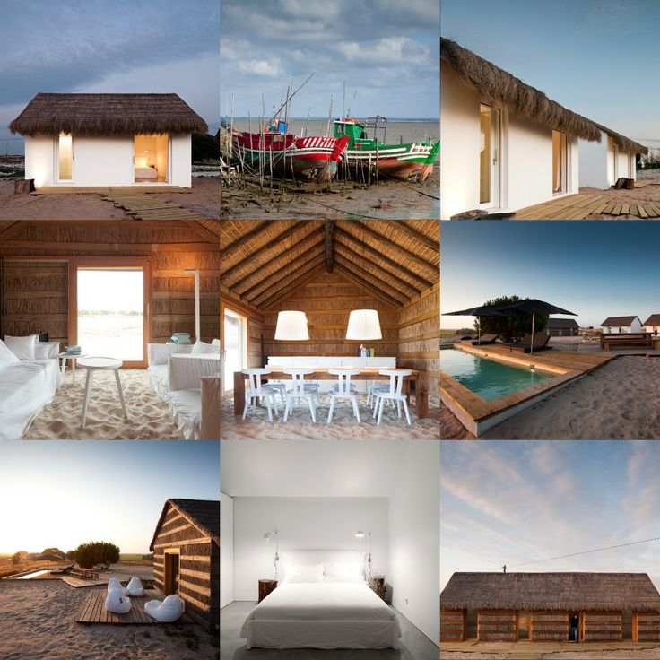 17 best images about casas na areia in press on for Comporta luxury hotel