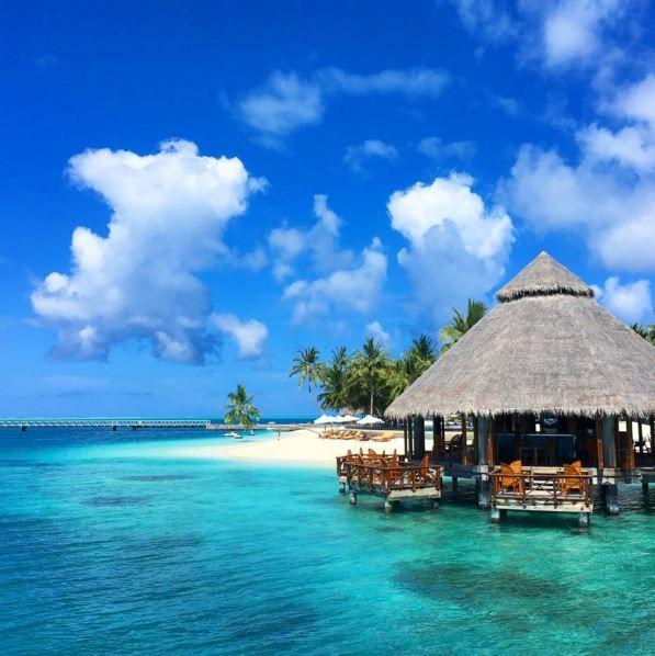 Best Conrad Cities Maldives Rangali Island Images On Pinterest - Island resort maldives definition paradise