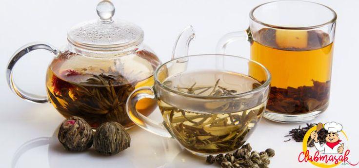 Resep Hidangan Teh herbal Teh Gairah Cinta, Teh Herbal Untuk Diet, Club Masak