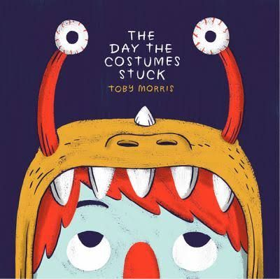 "The Day the Costumes Stuck"", by Toby Morris - The moral of the story that 'everyone has a role to play' is a valuable lesson for children to discover and enjoy. 2017 Finalist Illustration Russell Clark Award"