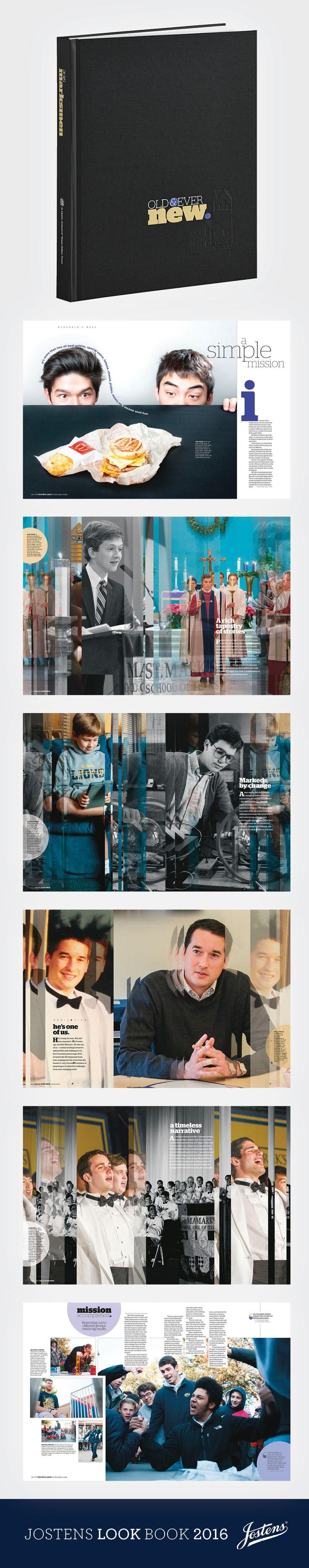 104 best jostens look book images on yearbook design