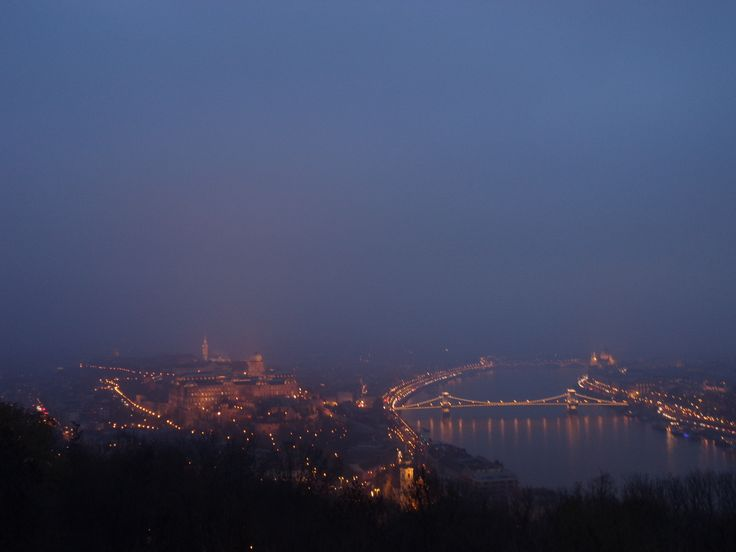 Budapest in your feet