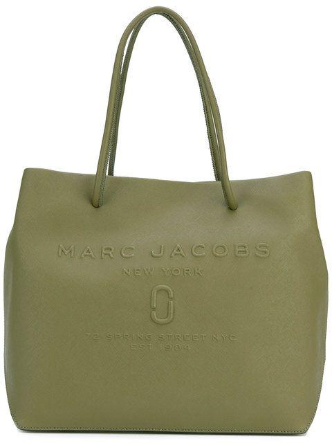 Marc Jacobs 'Logo Shopper East West' Handtasche