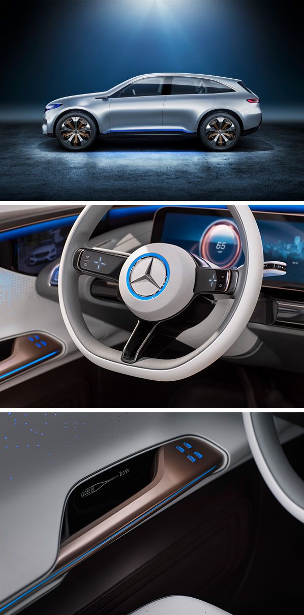On the Paris Motor Show the Mercedes Benz Generation EQ proved that it meets every demand in terms of contemporary, sustainable mobility.