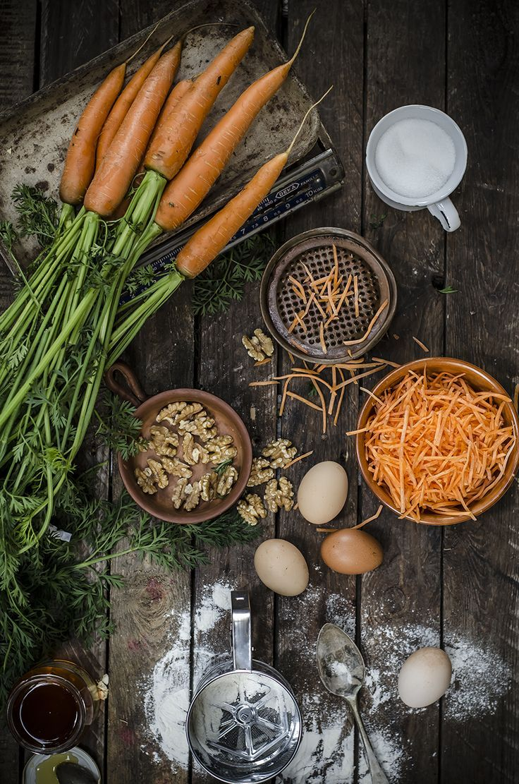 Cute composition for food photography.
