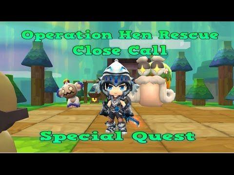 MapleStory 2 - SQ Operation Hen Rescue