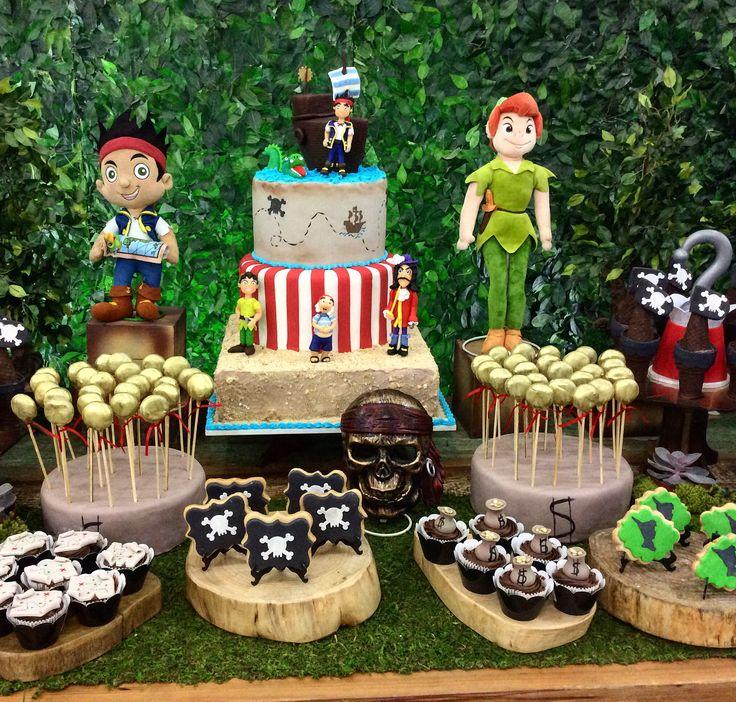 Cake Design Jake E Os Piratas : 25+ melhores ideias sobre Bolo Jake no Pinterest Bolos ...