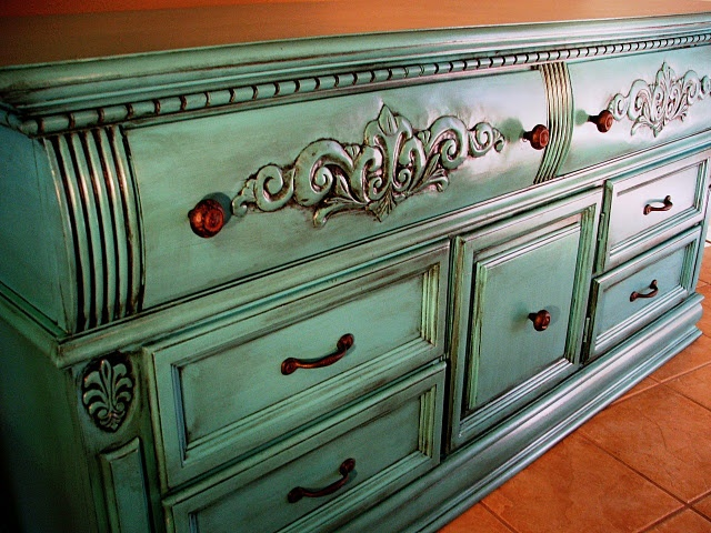 LOVE the turquoise with heavy black glaze!!  Perfect for my kitchen re-do!!!!!