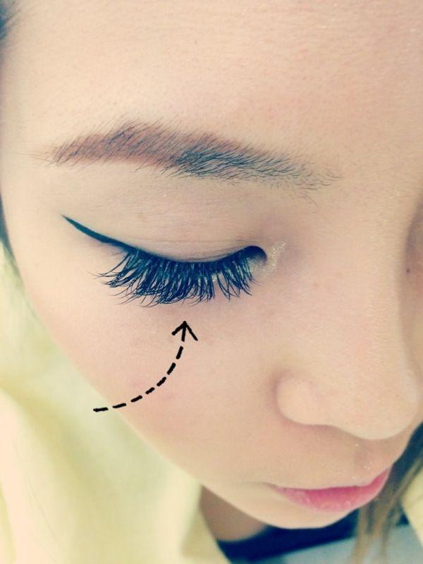 minkeyelash eyelash mink eyelashes diy mink infills eyelash extension ...