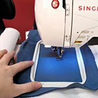 How to Use an Embroidery Machine - Urban Threads