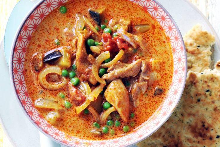 Kijk wat een lekker recept ik heb gevonden op Allerhande! Indiase curry-kokossoep