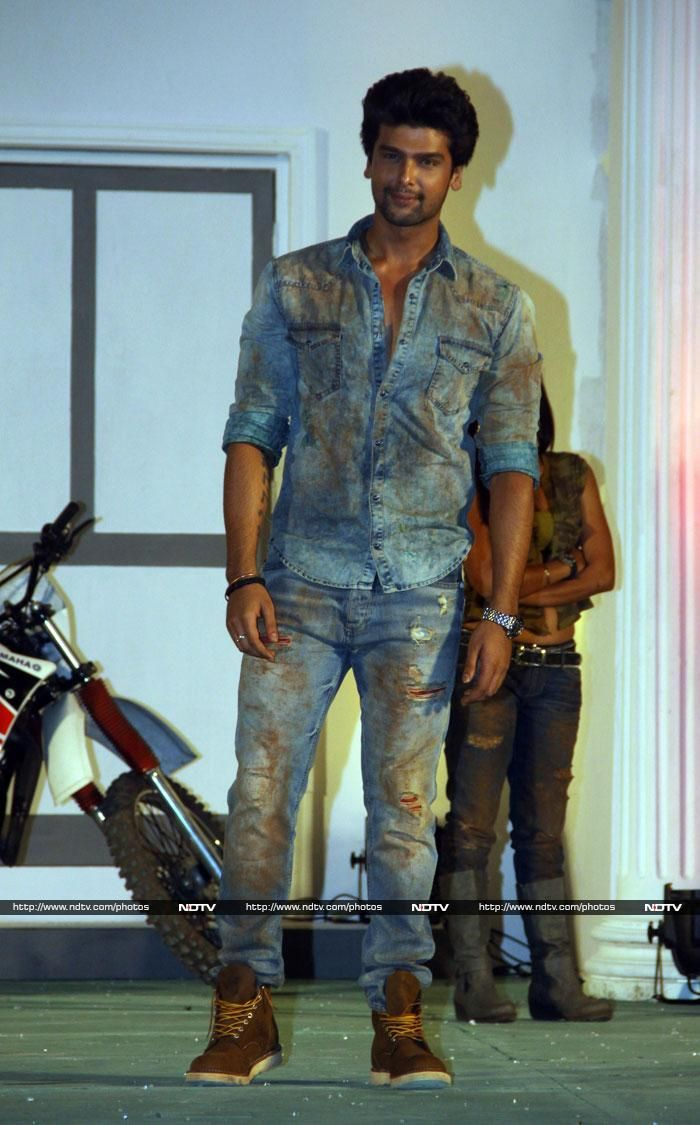 Kushal Tandon at Khatron Ke Khiladi 5 press meet