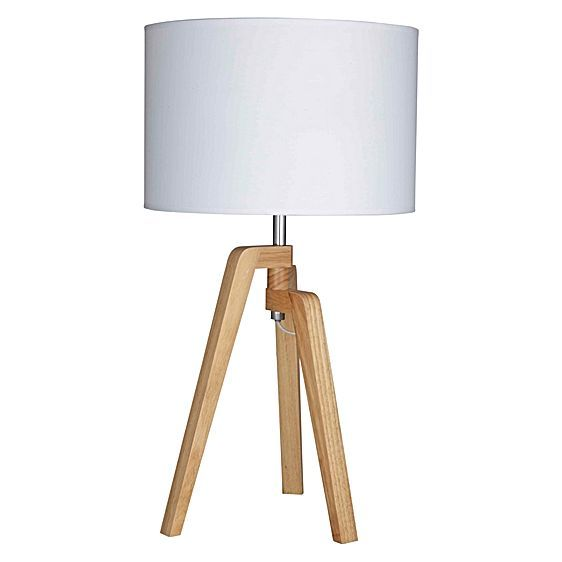 Opt for clean and contemporary in your home with the Oslo Table Lamp from Amalfi, inspired by Scandinavian simplicity.