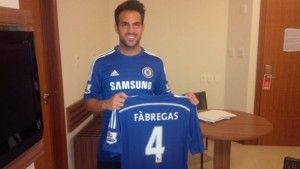 Chelsea sign Barcelona midfielder Cesc Fabregas on a five-year deal - SoccerKickz
