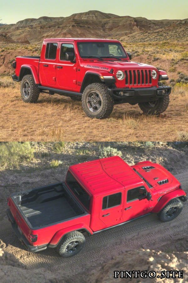 2020 Jeep Gladiator Rubicon Limited Costs Revealed Jeep