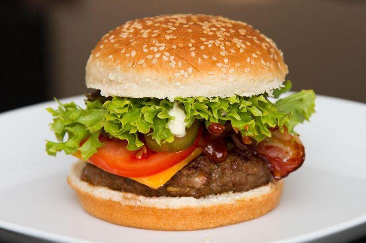 Zelf hamburgers maken (Spiff burgers) via @paolosnl