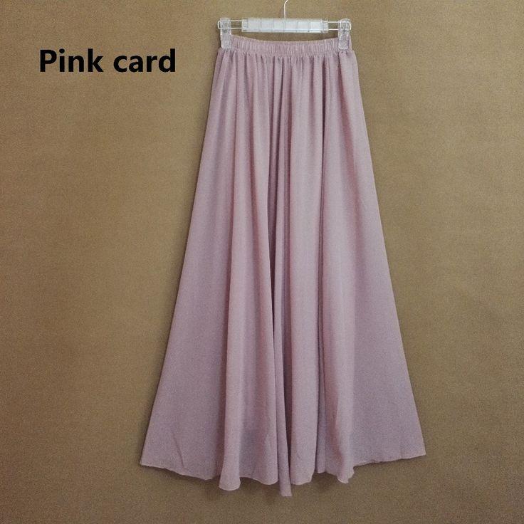 Long Skirt Elegant Style Women Pastel Jupe Pleated , https://kitmybag.com/sk71-long-skirt-elegant-style-women-pastel-jupe-pleated-chiffon-maxi-skirts-floor-length-saia-vintage-saias-womens-solid-faldas/ ,