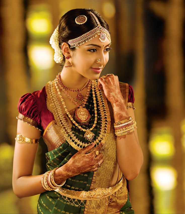 South Indian Bridal Jewellery Online | Malabar Gold & Diamonds