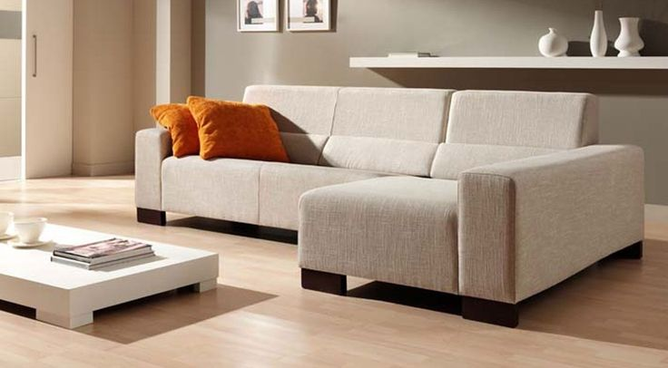 Comprar Chaise Longue tela AGORA Sofa 2 Plazas OPTIPIEL