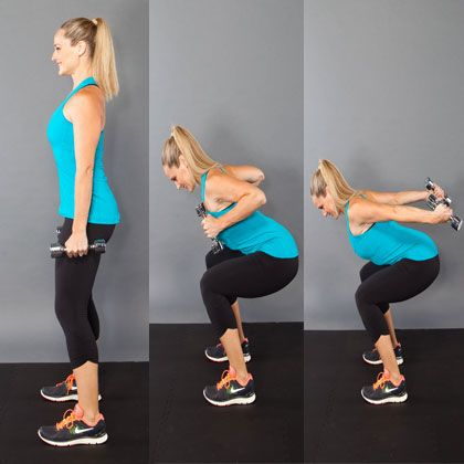 Get Fit Fast: 10-Minute Total-Body Workout