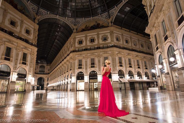 Galleria Vittorio Emanuele, Milan, Italy Travel to Milan with @iveseen_