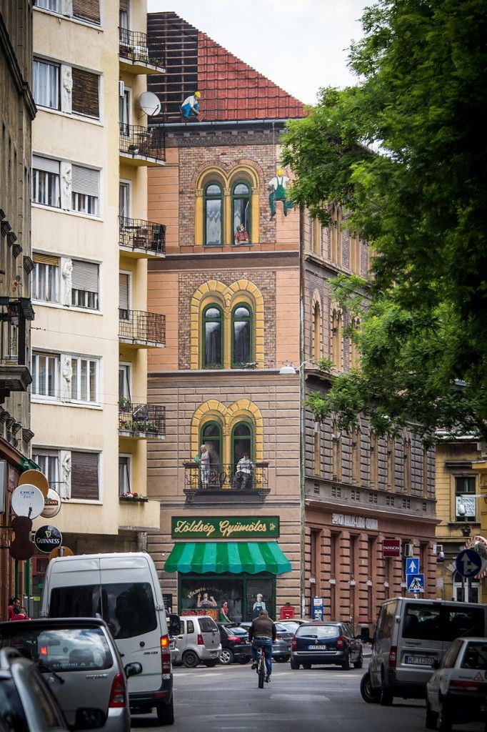Budapest Dob street 48. 1072 By Neopaint