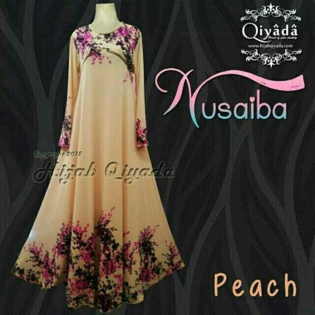 Saya menjual Nusaiba Gamis Syari seharga Rp550.000. Dapatkan produk ini hanya di Shopee! http://shopee.co.id/hoshita/1832729 #ShopeeID