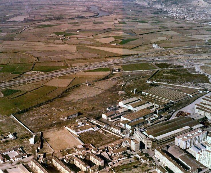 Margen izquierda de Zaragoza muy cambiada