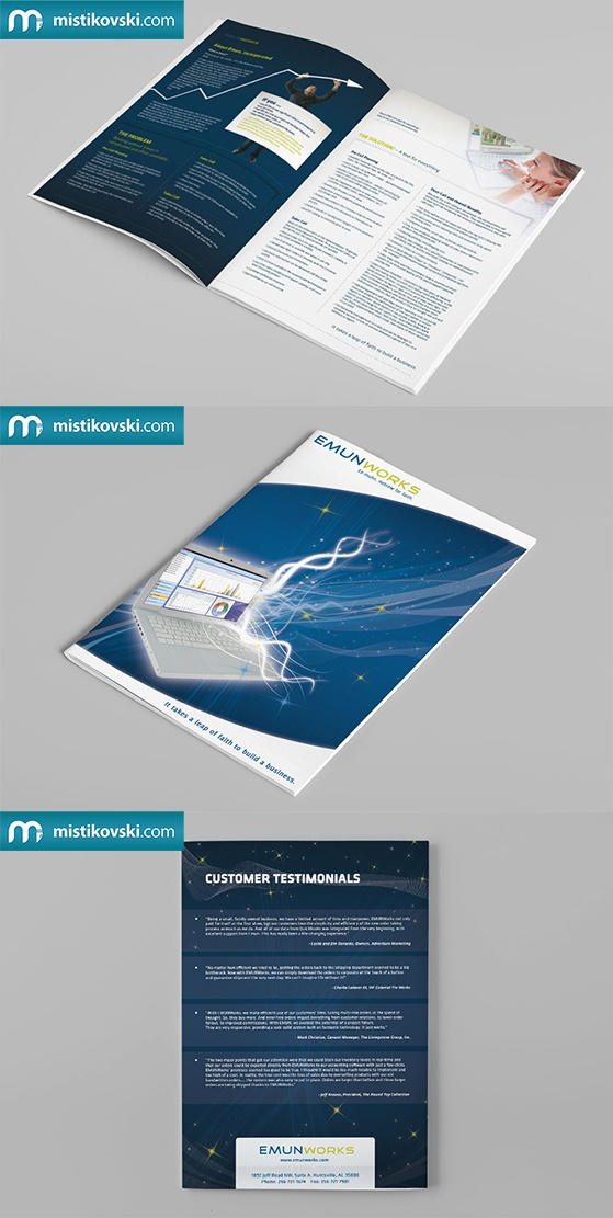 EmunWorks | Brochure | www.mistikovski.com
