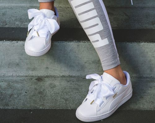 La perfection a un nom : la Puma Basket Heart