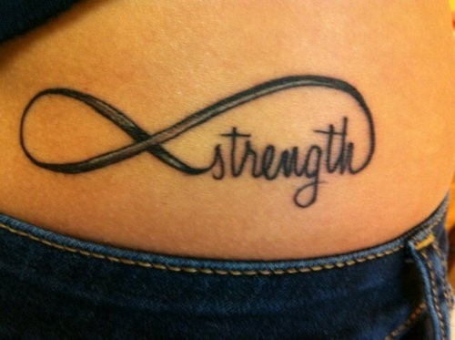If I ever got a tattoo, I imagine it would be something like this