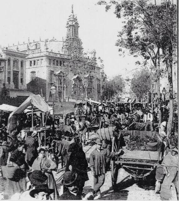 23 best mercat central fotos antiguas valencia images on for Fotos antiguas de valencia