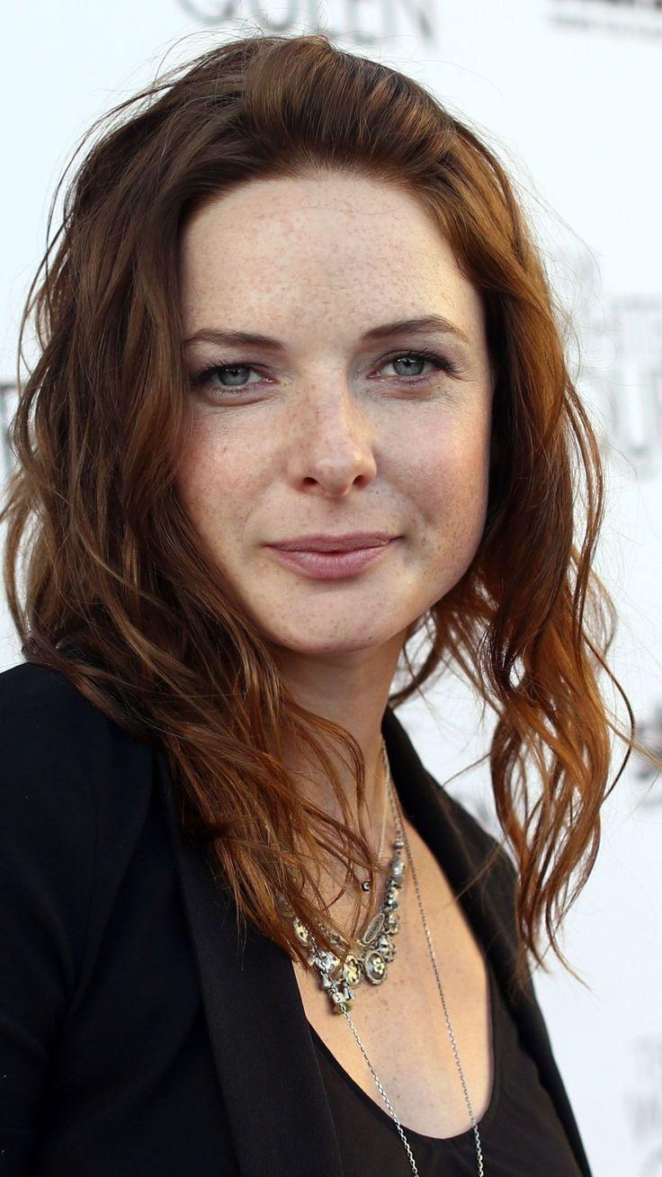 Celebrity, beautiful, smile, Rebecca Ferguson, 1080x1920 wallpaper | Celebrity Wallpapers