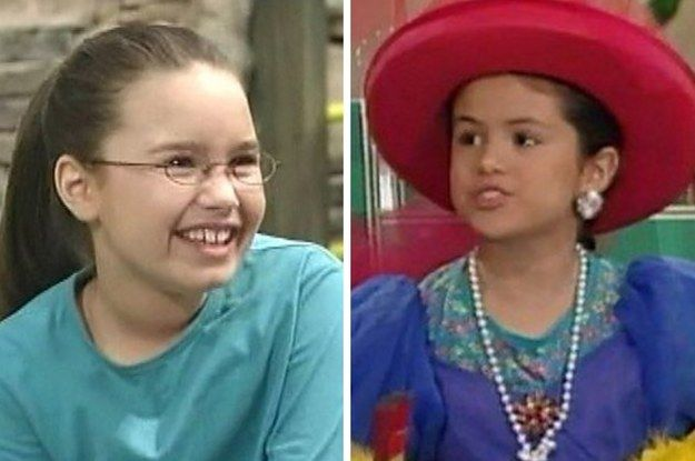 """9 Insanely Cute Facts We Just Learned About Selena And Demi When They Were On """"Barney & Friends"""""""