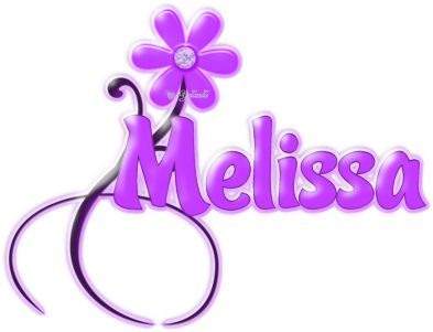 Name Melissa Stickers | Zazzle