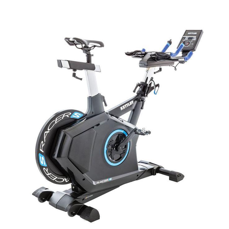 Kettler Racer S Ergometri tarjoaa tehokasta harjoittelua kuntoilijalle. Ergometri mittaa harjoittelun tehon watteina.  Tutustu tähän tuotteeseen osoitteessa: http://www.tasapeli.fi/product/413/kettler-racer-s-ergometri  #ergometri #kuntoilu #harjoittelu #kettler_racer_s