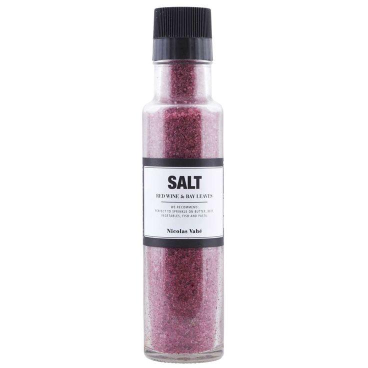 Nicolas Vahe salt rødvin/laurbær