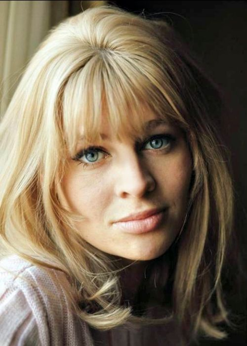 ladiesofthe60s, Julie Christie photographed by David Hurn, 1966