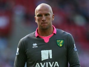 John Ruddy relishing Norwich City return