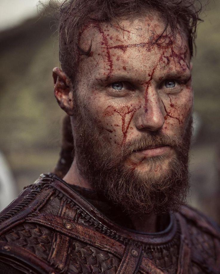 Jordan Patrick Smith as Ubbe | Vikings TV show