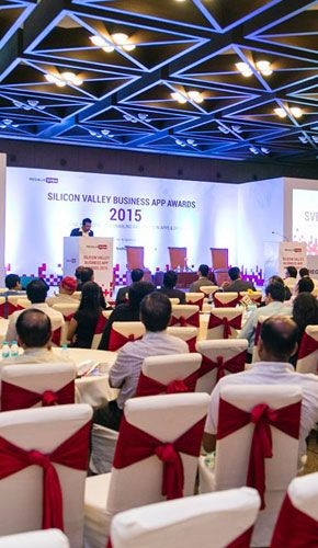 A business conference gets the top executives from corporate companies to take an idea further, discuss an opportunity or showcase new innovations. We organize business conferences for all kinds of corporate clients seamlessly and professionally.