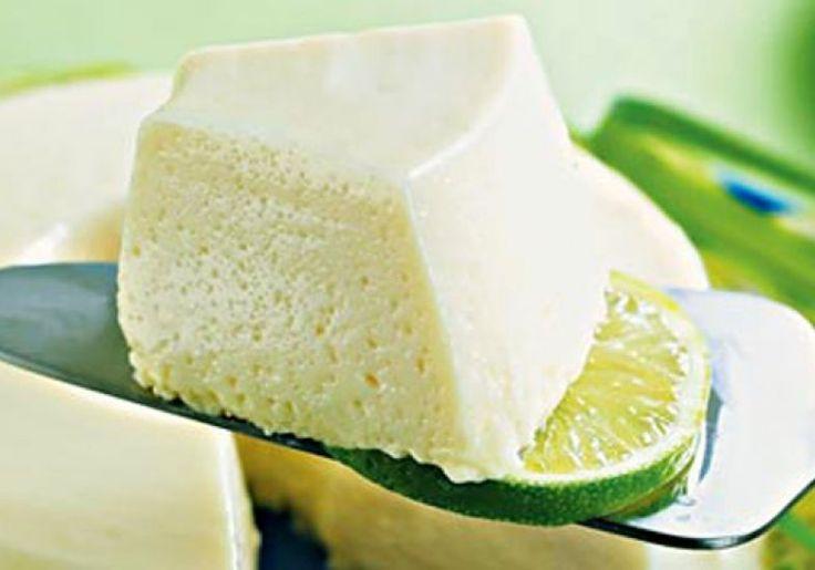 Receita de Musse de erva-cidreira e limão - Musse - Dificuldade: Fácil - Calorias: 221 por porções