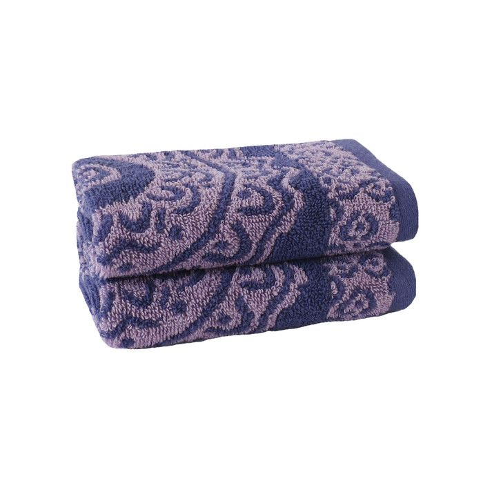 The Textiles Plus Inc. Tub Mat Set (Set of 3) can be a stylish addition to your bathroom. This set of mats includes three tub mats that can be placed together, or spread all over the house to create a matching theme. These identical mats sport a unique design and can blend well with various types of home interiors.<br/><br/>This Tub Mat Set (Set of 3) from Textiles Plus Inc. is made using premium grade pure cotton, ensuring a soft texture and complete absorbency. This set is available in a…