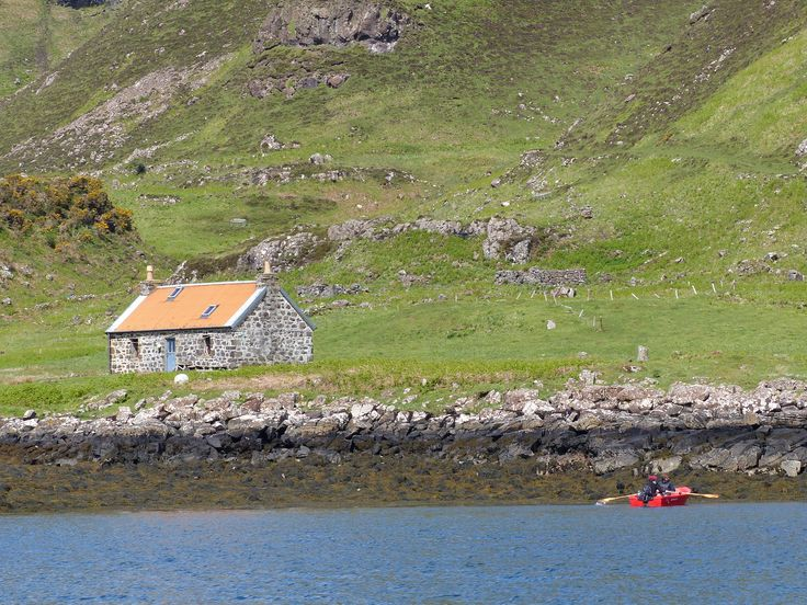 Bothy - Isle of Ulva