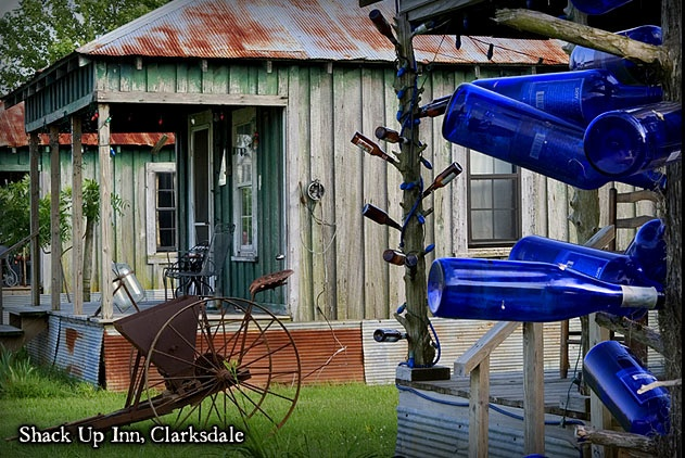 The Mississippi Delta: Delta Places, Girls, Clarksdal Mississippi, Favorite Places, Bottle Trees, Delta Th Shack Up, Great Ideas, Mississippi Delta Th, Cadillac Shack
