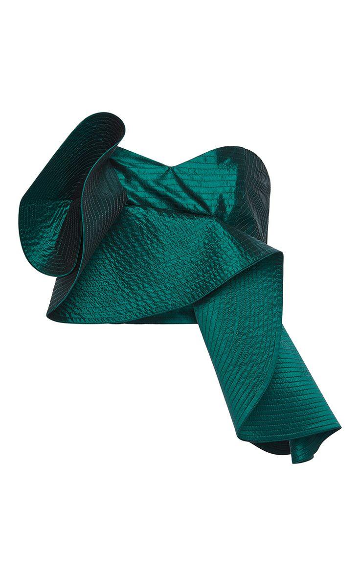 Nefertiti Strapless Top by JOHANNA ORTIZ for Preorder on Moda Operandi