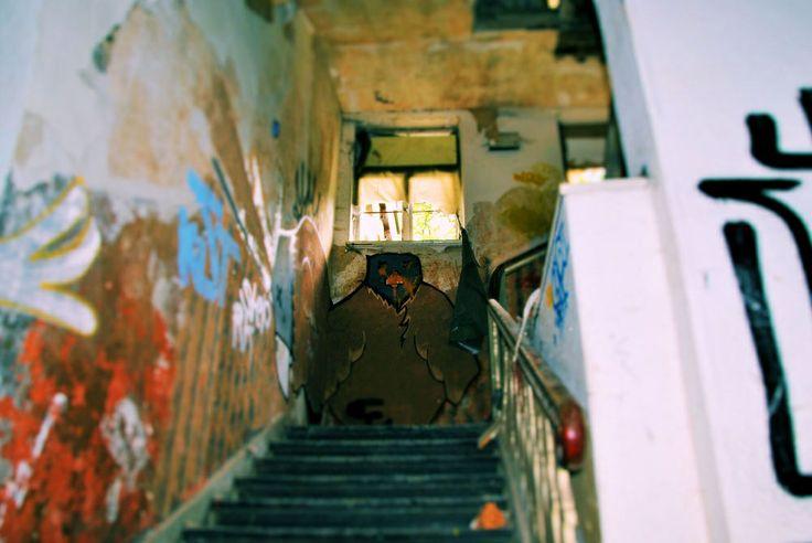... verlassene Psychiatrie, Eckardtsheim