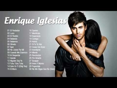 (6) Enrique Iglesias sus mejores Exitos 2016 Mix (Lo mas Nuevo) - Spanish - YouTube