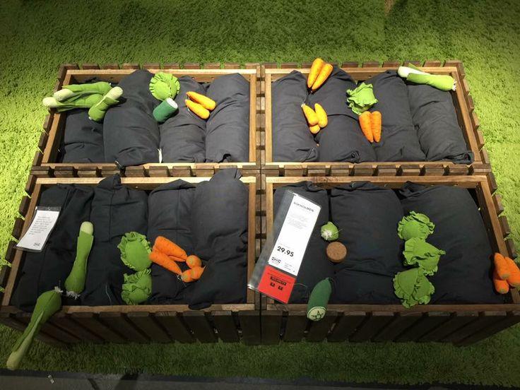 Groentetuin Ikea